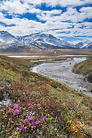 Gates of the Arctic National Park, Brooks Range, Alaska.