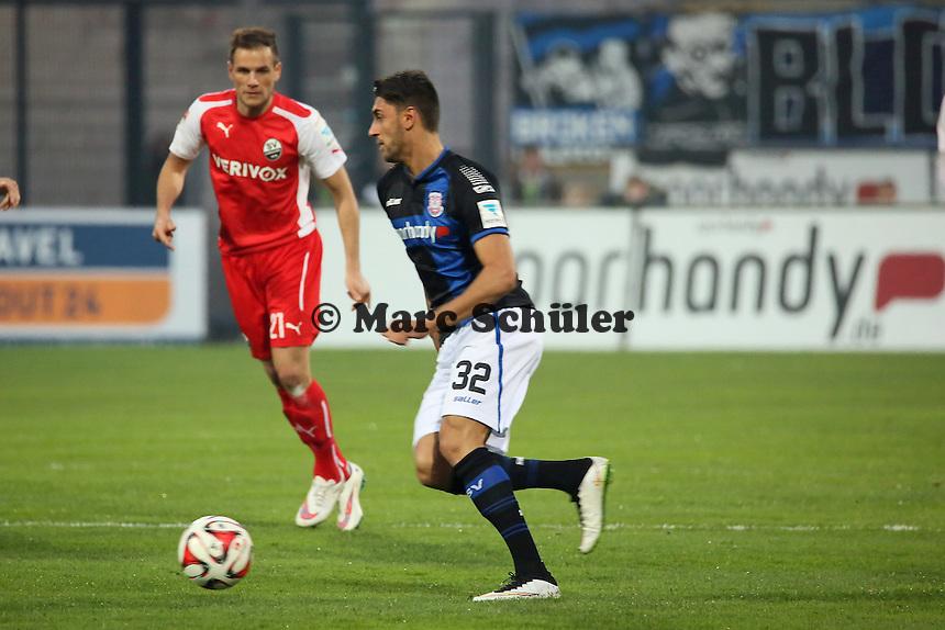 Vincenzo Grifo (FSV) - FSV Frankfurt vs. 1. FC Kaiserslautern, Frankfurter Volksbank Stadion