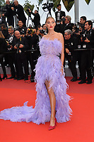 """CANNES, FRANCE. May 24, 2019: Elsa Hosk  at the gala premiere for """"Sybil"""" at the Festival de Cannes.<br /> Picture: Paul Smith / Featureflash"""