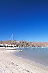Mexico, Baja California Sur, Mulege, Bahia Concepcion, Posada Concepcion