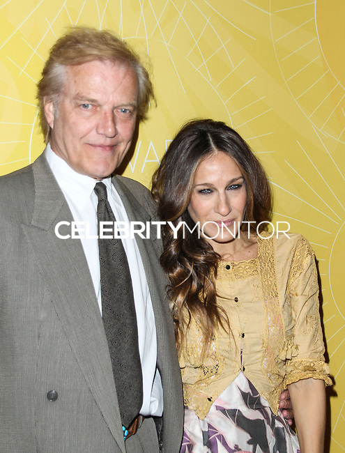 NEW YORK CITY, NY, USA - APRIL 25: Peter Martins, Sarah Jessica Parker at the 2014 Variety Power Of Women: New York Luncheon held at Cipriani 42nd Street on April 25, 2014 in New York City, New York, United States. (Photo by Jeffery Duran/Celebrity Monitor)