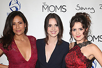 10 July 2019 - West Hollywood, California - Constance Marie, Vanessa Marano, Laura Marano. The Makers of Sylvania host a Mamarazzi event held at The London Hotel. Photo Credit: Faye Sadou/AdMedia