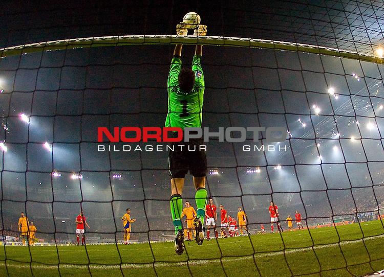 WM Qualifikation 2010, Europa, Gruppe 7, Österreich vs Rumänien, Wörthersee Arena Klagenfurt, Austria, im Bild , Foto: nph ( nordphoto )  J. Feichter