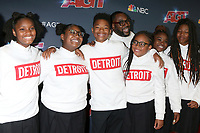 "LOS ANGELES - SEP 18:  Detroit Youth Choir at the ""America's Got Talent"" Season 14 Finale Red Carpet at the Dolby Theater on September 18, 2019 in Los Angeles, CA"