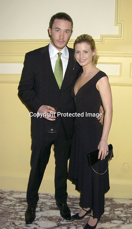 Tom Pelphrey and Stephanie Gatschet..at The 57th Annual  Writers Guild Awards on February 19, 2005 at The Pierre Hotel in New York City. Claire Labine got ..an award and  Guiding Light won for Best Soap Opera. ..Photo by Robin Platzer, Twin Images.