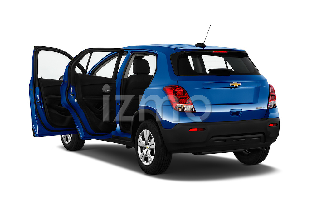 Car images of 2016 Chevrolet Trax LS 5 Door SUV Doors