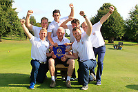 Kinsale winners of the AIG Barton Shield Munster Final 2018 at Thurles Golf Club, Thurles, Co. Tipperary on Sunday 19th August 2018.<br /> Picture:  Thos Caffrey / www.golffile.ie<br /> <br /> All photo usage must carry mandatory copyright credit (&copy; Golffile | Thos Caffrey)