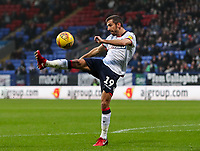 Bolton Wanderers' Gary O'Neil shoots<br /> <br /> Photographer Andrew Kearns/CameraSport<br /> <br /> The EFL Sky Bet Championship - Bolton Wanderers v Rotherham United - Wednesday 26th December 2018 - University of Bolton Stadium - Bolton<br /> <br /> World Copyright &copy; 2018 CameraSport. All rights reserved. 43 Linden Ave. Countesthorpe. Leicester. England. LE8 5PG - Tel: +44 (0) 116 277 4147 - admin@camerasport.com - www.camerasport.com