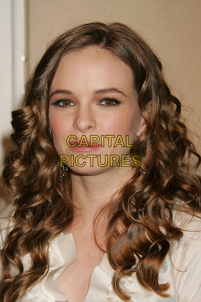 DANIELLE PANABAKER.ELLE Magazine's 14th Annual Women in Hollywood held at the Four Seasons Hotel,  Beverly Hills, California, USA.October 15th, 2007.headshot portrait .CAP/ADM/RE.©Russ Elliot/AdMedia/Capital Pictures.