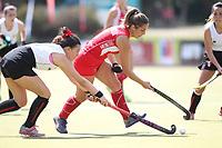 Hockey Series 2018 Damas Chile vs Peru