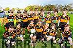 SIOBHAN COTTER BLITZ:  Enjoying the Annual Siobhan Cotter Blitz  in Churchill on Sunday were Austin Stacks U10's
