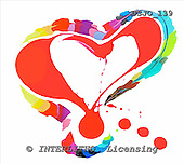Marie, MODERN, MODERNO, paintings+++++,USJO139,#N# Joan Marie heart