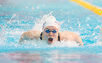 Picture by Allan McKenzie/SWpix.com - 17/12/2017 - Swimming - Swim England Nationals - Swim England National Championships - Ponds Forge International Sports Centre, Sheffield, England - Kaylee Dekker.