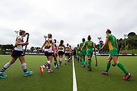 Women's final, North Harbour v Central . National Hockey League Finals Day action, National Hockey Stadium, Wellington, New Zealand. Sunday 23 September 2018. Photo: Simon Watts/www.bwmedia.co.nz/Hockey NZ