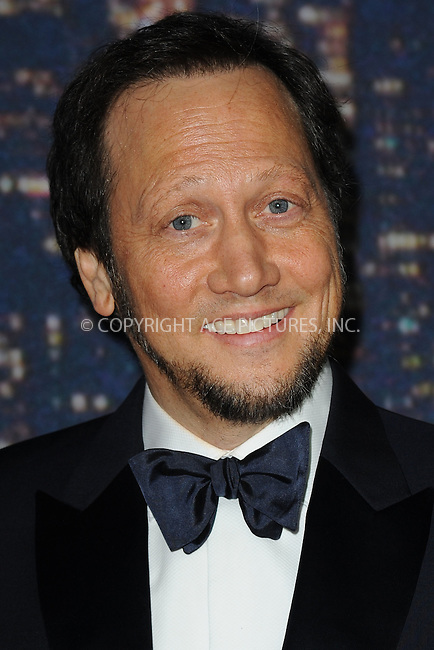 WWW.ACEPIXS.COM<br /> February 15, 2015 New York City<br /> <br /> Rob Schneider walking the red carpet at the SNL 40th Anniversary Special at 30 Rockefeller Plaza on February 15, 2015 in New York City.<br /> <br /> Please byline: Kristin Callahan/AcePictures<br /> <br /> ACEPIXS.COM<br /> <br /> Tel: (646) 769 0430<br /> e-mail: info@acepixs.com<br /> web: http://www.acepixs.com