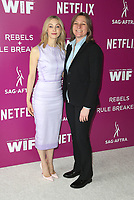 12 May 2018 - Los Angeles, California - Sarah Gadon, Cindy Holland. Netflix FYESEE Rebels and Rule Breakers Event.   <br /> CAP/ADM/FS<br /> &copy;FS/ADM/Capital Pictures