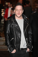 Matt Cardle arriving for the I Can't Sing Press Night, at the Paladium, London. 26/03/2014 Picture by: Alexandra Glen / Featureflash