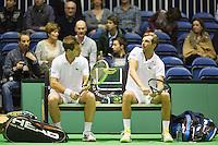12-02-13, Tennis, Rotterdam, ABNAMROWTT, Julien Benneteau,Richard Gasquet