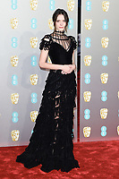 Stacey Martin<br /> arriving for the BAFTA Film Awards 2019 at the Royal Albert Hall, London<br /> <br /> ©Ash Knotek  D3478  10/02/2019