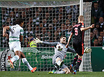 Forster saves from Sigthorsson