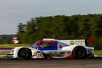 #87, Five Miles Out Racing, Norma M30, LMP3: Hanna Zellers, Daniel Swanbeck