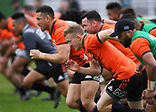 14th September 2017, Alexandra Park, Auckland, New Zealand; New Zealand Rugby Training Session;  Fullback Damian McKenzie