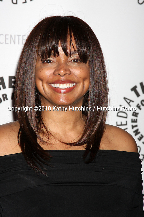 """Debbi Morgan.arriving at  """"An Evening with All My Children"""" presented by The Paley Center for Media and AFTRA.Paley Center for Media.Beverly Hills, , CA.January 21, 2010.©2010 Kathy Hutchins / Hutchins Photo...."""
