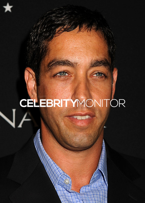 NEW YORK CITY, NY, USA - SEPTEMBER 18: Nick Loeb arrives at the 2014 Icons Of Style Gala Hosted By Vanidades held at the Mandarin Oriental Hotel on September 18, 2014 in New York City, New York, United States. (Photo by Celebrity Monitor)