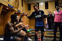 San Jose, CA - Saturday May 06, 2017: Chris Wondolowski after a Major League Soccer (MLS) match between the San Jose Earthquakes and the Portland Timbers at Avaya Stadium.