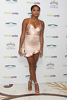 Samira Mighty at the Teens Unite: Tales and Tiaras Gala at The Dorchester, Park Lane, London, England on 30th November 2018<br /> CAP/ROS<br /> &copy;ROS/Capital Pictures
