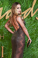 Rita Ora<br /> arriving for The Fashion Awards 2017 at the Royal Albert Hall, London<br /> <br /> <br /> &copy;Ash Knotek  D3356  04/12/2017