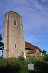 ATBJA2 All Saints Ramsholt church Suffolk England