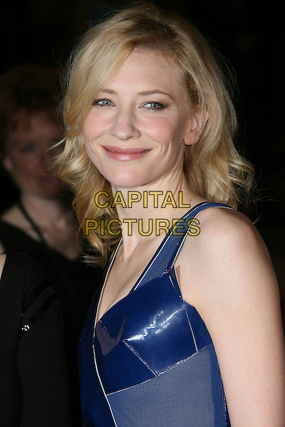 CATE BLANCHETT.18th Annual Palm Springs International Film Festival Hosts Star-Studded Awards Gala held at the Palm Springs Convention Center, Palm Springs, California, USA,.6 January 2007..portrait headshot.CAP/ADM/ZL.©Zach Lipp/Admedia/Capital Pictures