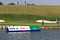 Andy Sullivan (ENG) walks onto the 1st green during Round 3 of the HNA Open De France at Le Golf National in Saint-Quentin-En-Yvelines, Paris, France on Saturday 30th June 2018.<br /> Picture:  Thos Caffrey | Golffile