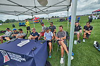 Westfield, IN - June 22, 2017: 2017 Development Academy Summer Showcase at Grand Park.