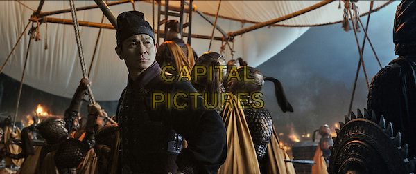 The Great Wall (2016)<br /> ANDY LAU is Strategist Wang <br /> *Filmstill - Editorial Use Only*<br /> CAP/FB<br /> Image supplied by Capital Pictures