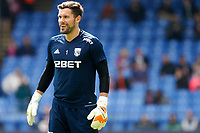 Ben Foster of West Brom is all smiles during the EPL - Premier League match between Crystal Palace and West Bromwich Albion at Selhurst Park, London, England on 13 May 2018. Photo by Carlton Myrie / PRiME Media Images.