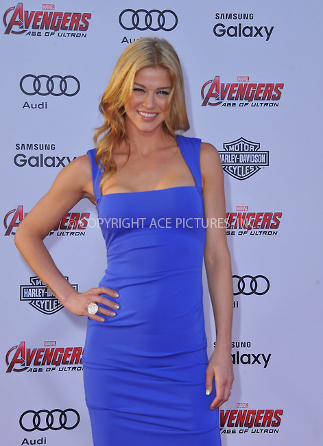 WWW.ACEPIXS.COM<br /> <br /> April 13 2015, LA<br /> <br /> Adrianne Palicki arriving at the Premiere Of Marvel's 'Avengers: Age Of Ultron' at the Dolby Theatre on April 13, 2015 in Hollywood, California.<br /> <br /> <br /> By Line: Peter West/ACE Pictures<br /> <br /> <br /> ACE Pictures, Inc.<br /> tel: 646 769 0430<br /> Email: info@acepixs.com<br /> www.acepixs.com
