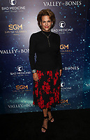 HOLLYWOOD, CA - August 24: Alexandra Billings, At Valley Of Bones World Premiere Of Fame At ArcLight Hollywood In California on August 24, 2017. Credit: FS/MediaPunch