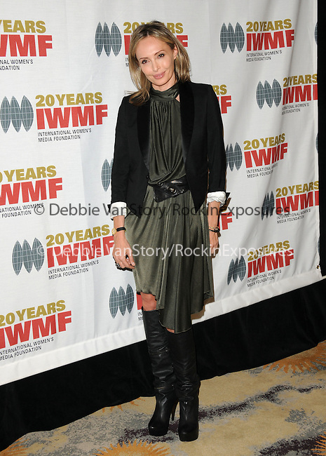 Lubova Azria at The 2009 Courage in Journalism Awards held at The Beverly Hills Hotel in Beverly Hills, California on October 28,2009                                                                   Copyright 2009 DVS / RockinExposures