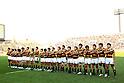 Keio University Team Group (Keio), November 23, 2011 - Rugby : Kanto Intercollegiate Rugby Games match between Waseda University 54-24 Keio University at Chichibunomiya Rugby Stadium, Tokyo, Japan. (Photo by Daiju Kitamura/AFLO SPORT) [1045]