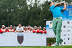 Players in action during the 8th Faldo Series Asia Grand Final 2014 golf tournament on March 13, 2014 at Mission Hills Golf Club in Shenzhen, China. Photo by Xaume Olleros / Power Sport Images