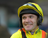 Jockey Tom Scudamore during Horse Racing at Plumpton Racecourse on 4th November 2019