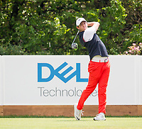 Rory McIlroy (NIR) on the 18th during the 3rd round at the WGC Dell Technologies Matchplay championship, Austin Country Club, Austin, Texas, USA. 24/03/2017.<br /> Picture: Golffile | Fran Caffrey<br /> <br /> <br /> All photo usage must carry mandatory copyright credit (&copy; Golffile | Fran Caffrey)