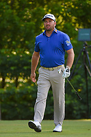 Graeme McDowell (NIR) makes his way down 8 during round 3 of the 2019 Charles Schwab Challenge, Colonial Country Club, Ft. Worth, Texas,  USA. 5/25/2019.<br /> Picture: Golffile | Ken Murray<br /> <br /> All photo usage must carry mandatory copyright credit (© Golffile | Ken Murray)