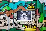 Street Art on Foley Street, Darlinghurst, Sydney, NSW, Australia