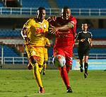 Independiente Santa Fe venció como visitante 1-0 a Cortuluá. Fecha 6 Liga Águila II-2017.