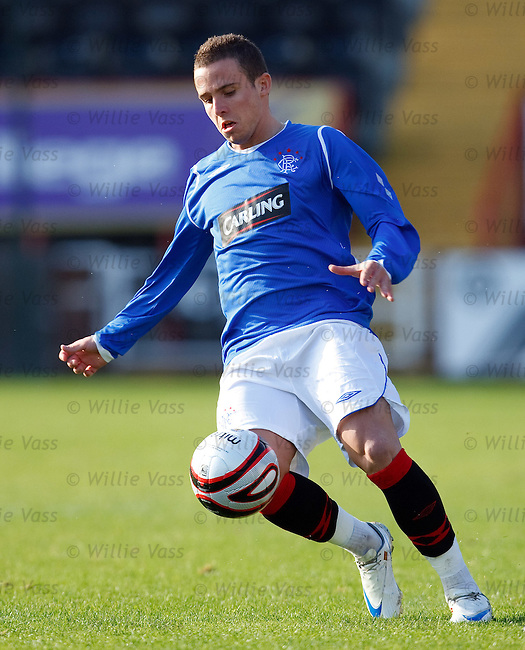 Aaron Niguez, Rangers
