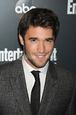 Joshua Bowman attends the Entertainment Weekly & ABC-TV Up Front VIP Party at Dream Downtown on May 15, 2012 in New York City. Credit: Dennis Van Tine/MediaPunch