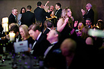 © Joel Goodman - 07973 332324 . 01/03/2018 . Manchester , UK . Barristers' Chambers of the Year winner is Deans Court Chambers . The Manchester Evening News Legal Awards at the Midland Hotel in Manchester City Centre . Photo credit : Joel Goodman